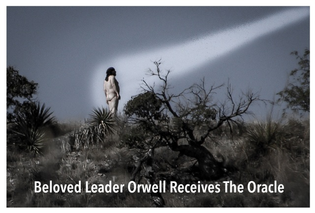 orwell the oracle